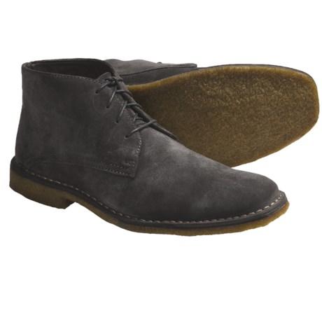 Johnston & Murphy Runnell Chukka Boots - Suede (For Men)