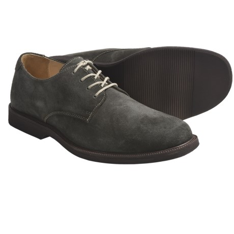 Johnston & Murphy Brennan Shoes - Suede, Oxfords (For Men)
