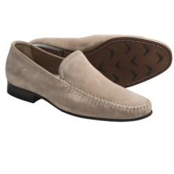 Johnston & Murphy Loftis Venetian Shoes - Suede (For Men)