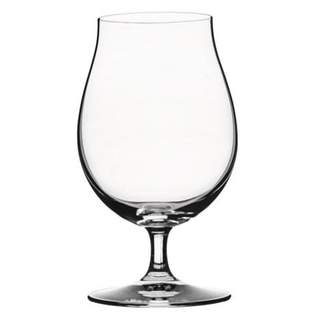 Spiegelau Beer Classics Stemmed Pilsner Glasses - Set of 2