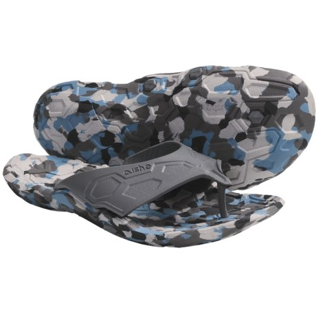 Cushe Skunkworx Sandals - Flip-Flops, Recycled Materials (For Men)