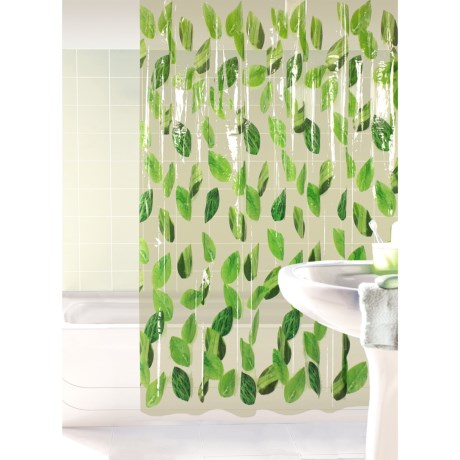 "Legacy Home Legacy PEVA Shower Curtain - 70x72"""
