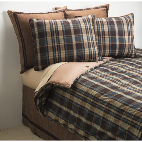 Woolrich Hadley Plaid Bed Set - Queen, 7-Piece