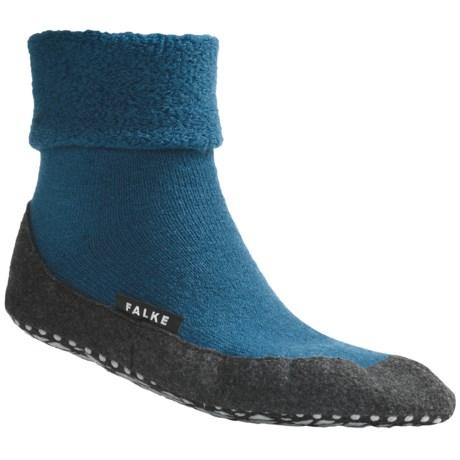 Falke Cosyshoes Slipper Socks - Merino Wool (For Men)