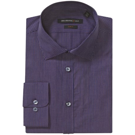 John Varvatos Star USA Dress Shirt - Slim Fit, Long Sleeve (For Men)