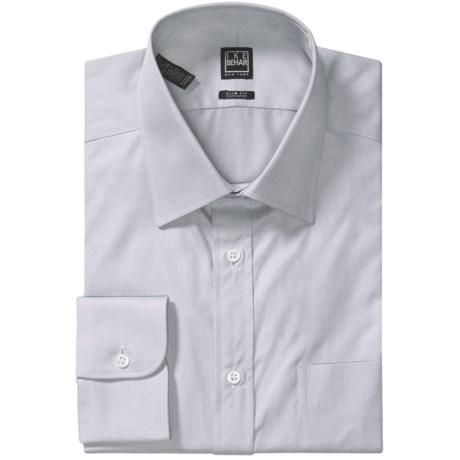 Ike Behar Black Label Dress Shirt - Trim Fit, Long Sleeve (For Men)
