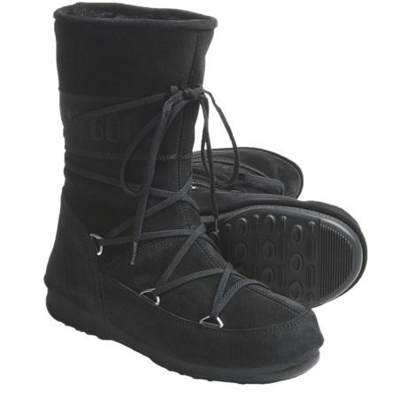 Tecnica W.E. Caviar Moon Boot® - Insulated (For Women)