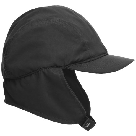 Discovery Expedition Microfiber Ear Flap Cap (For Men and Women)