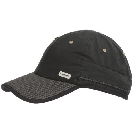 Discovery Expedition Microfiber Cap - UPF 50+, Neck Shield (For Men and Women)