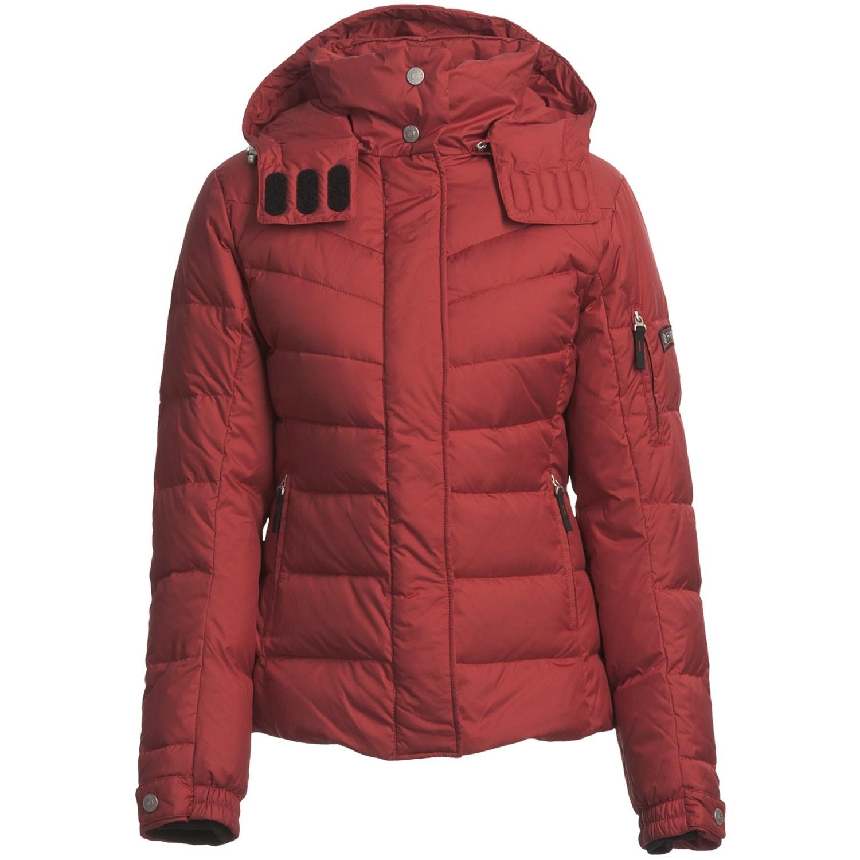 bogner fire ice sale d down jacket for women 4850x save 60. Black Bedroom Furniture Sets. Home Design Ideas