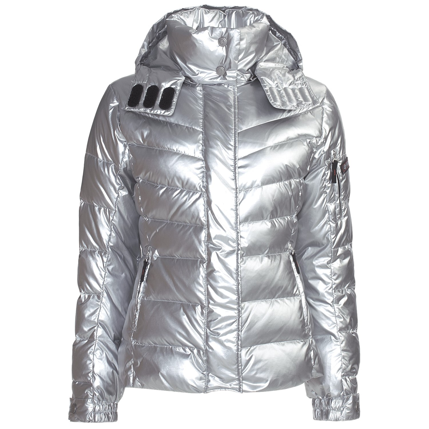 bogner fire ice sale dp silver down jacket for women. Black Bedroom Furniture Sets. Home Design Ideas