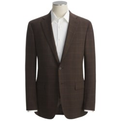 Isaia Check Sport Coat - Wool (For Men)