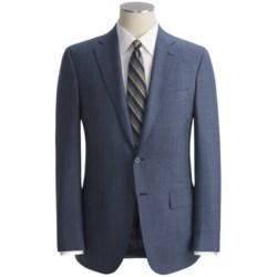 Isaia Mini Fancy Check Sport Coat - Wool (For Men)