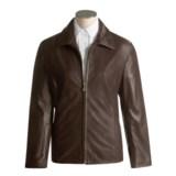 Tibor Leather New Zealand Lambskin Jacket  (For Women)