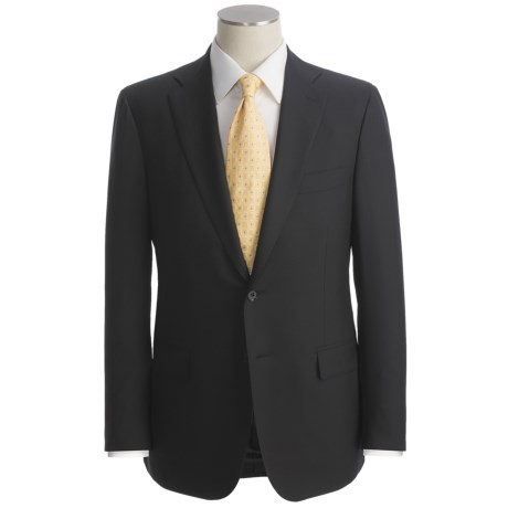 Isaia Tonal Stripe Suit - Wool (For Men)