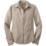 Filson SPF Shooting Shirt - UPF 30, Long Sleeve (For Women)