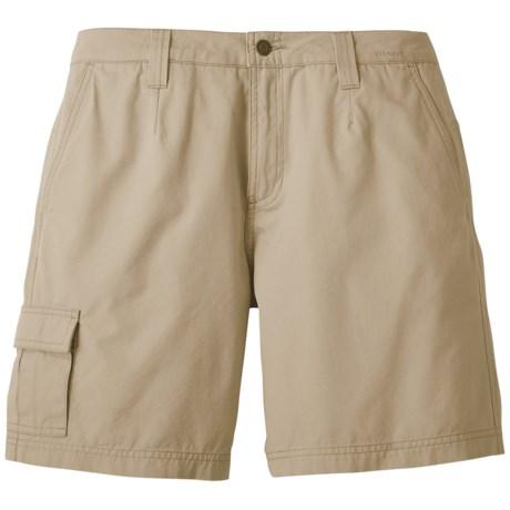Filson Safari Cloth Shorts - Cotton (For Women)