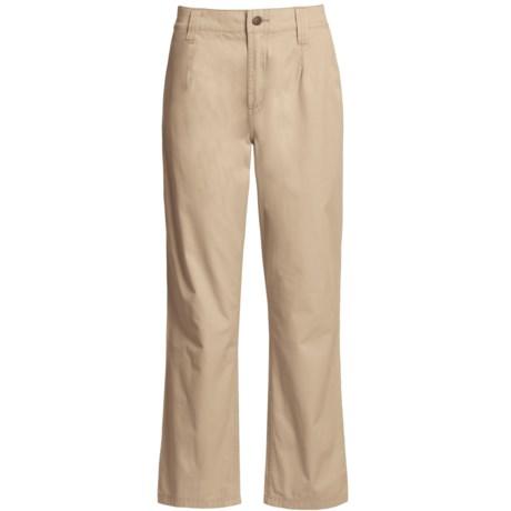 Filson Safari Cloth Pants - Straight Leg, 6 oz. Cotton (For Women)