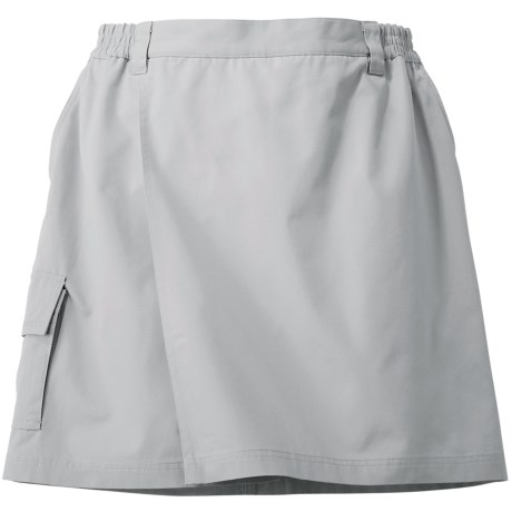 Filson Safari Cloth Travel Skort - Built-in Shorts, 6 oz. Cotton (For Women)