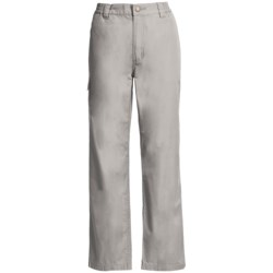 Filson Safari Cloth Travel Pants - Elastic Back, 6 oz. Cotton (For Women)
