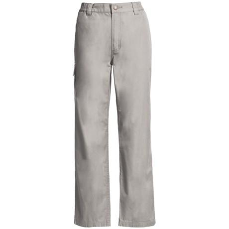 Filson Safari Cloth Travel Pants - Elastic Back, 6 oz. Cotton (For Women)
