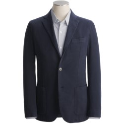 Scott Barber Washed Cavalry Twill Blazer (For Men)