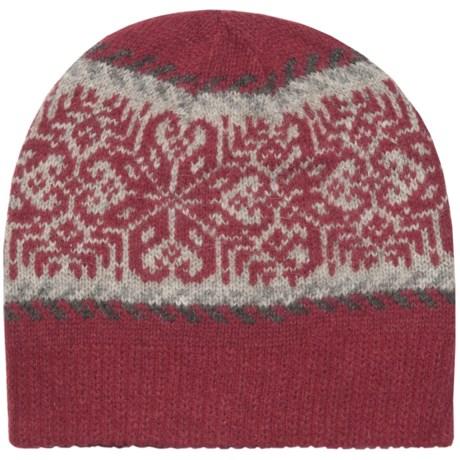Woolrich Lindale Beanie Hat - Wool-Angora, Jacquard Print (For Women)