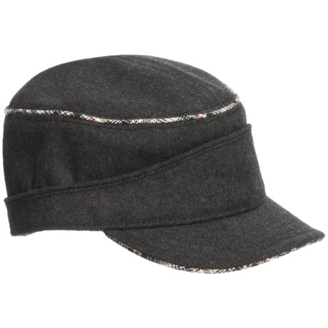 Woolrich Melton Cadet Legion Cap - Wool Blend, Reversible (For Women)