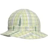 Woolrich Plaid Tennis Bucket Hat (For Women)