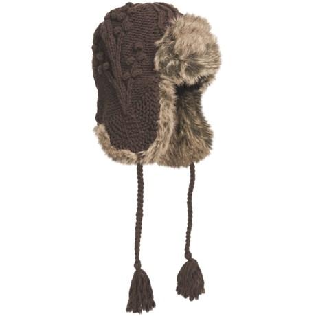 Woolrich Edelweiss Alpine Hat - Wool, Faux-Fur Trim (For Women)