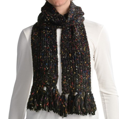 Woolrich Chunky Knit Scarf (For Women)