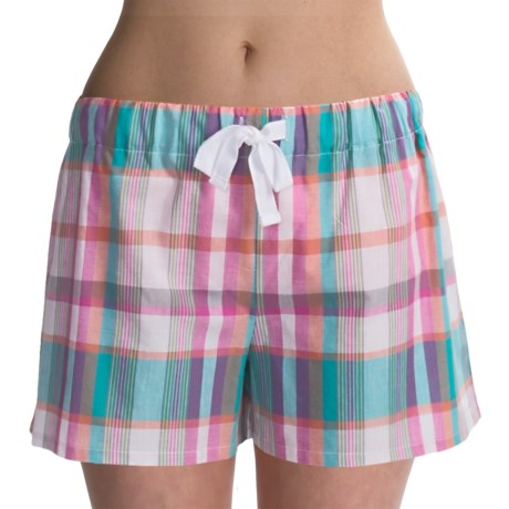 Greetings From Cotton Shorts (For Women)