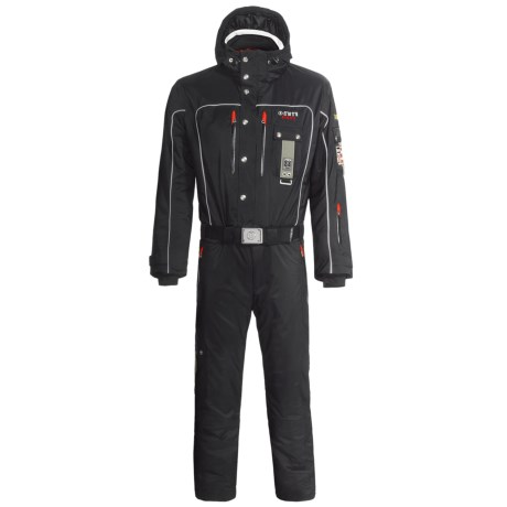 Bogner Gerlos-T Techno Stretch Twill Ski Suit (For Men)