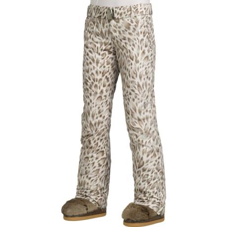 Bogner Melina Leopard Print Ski Pants (For Women)