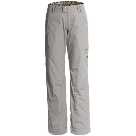 Bogner Tela Taffeta Ski Pants - Insulated (For Women)