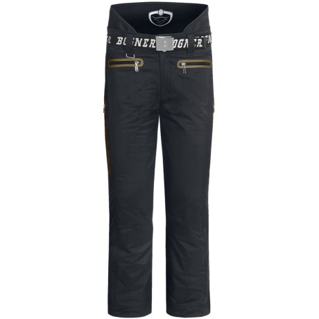 Bogner Ice-T Techno Stretch Twill Ski Pants - Insulated (For Men)
