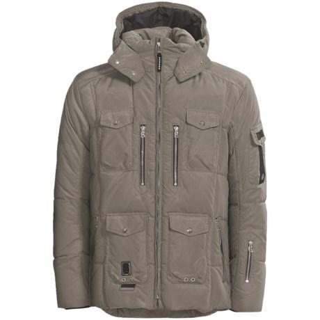 Bogner Polar-D Oxford Down Jacket - 730 Fill Power (For Men)
