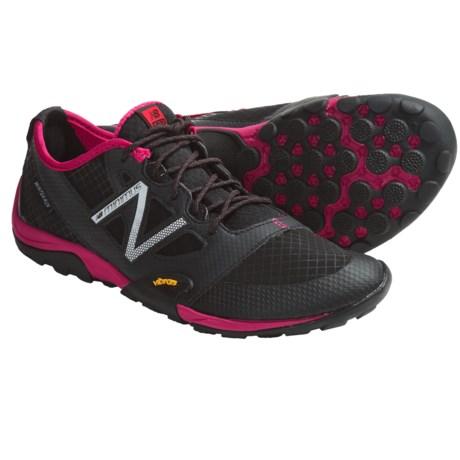 New Balance Minimus WT20 Trail Running Shoes - Minimalist, Closed-Weave Mesh (For Women)
