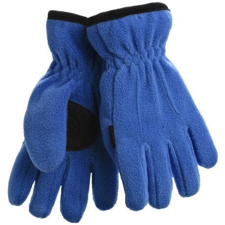 Jacob Ash Puffin Down Fleece Gloves - Waterproof, Insulated (For Boys and Girls)