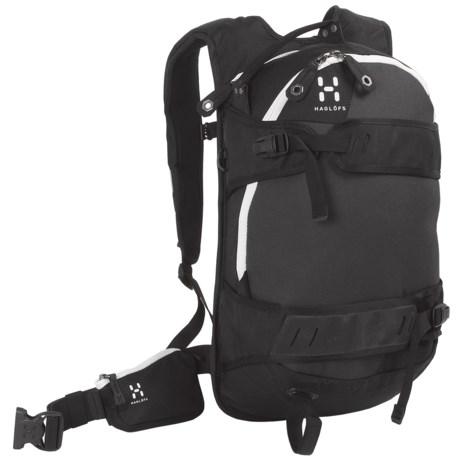 Haglofs Powder Poetry Snowsport Backpack - 18L