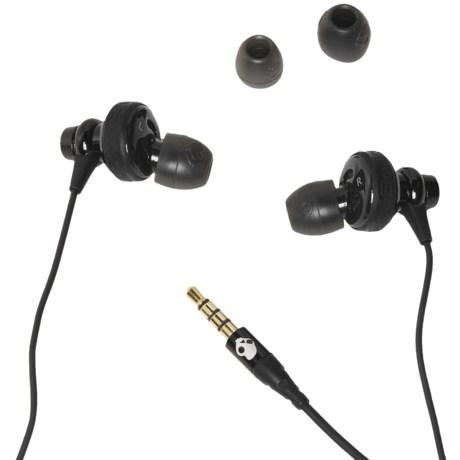 Skullcandy Heavy Medal Earbud Headphones - Mic3
