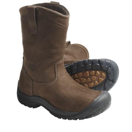 Keen Cody Boots - Waterproof, Insulated, Nubuck (For Men)