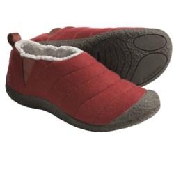 Keen Howser Wool Slipper Shoes (For Men)