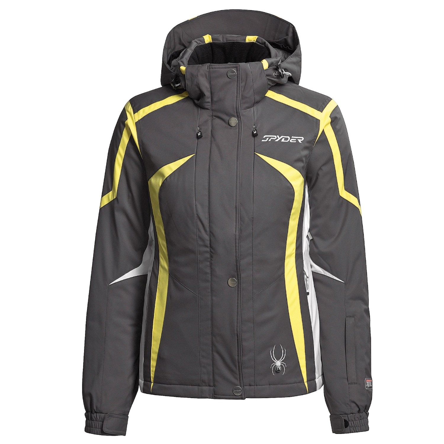 Low Cost Womens Spyder Charge Snow Jacket - Spyder Charge Jacket Waterproof Insulated For Women~p~48729