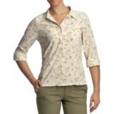 Royal Robbins Rosa Print Shirt - UPF 50+, 3/4 Sleeve (For Women)