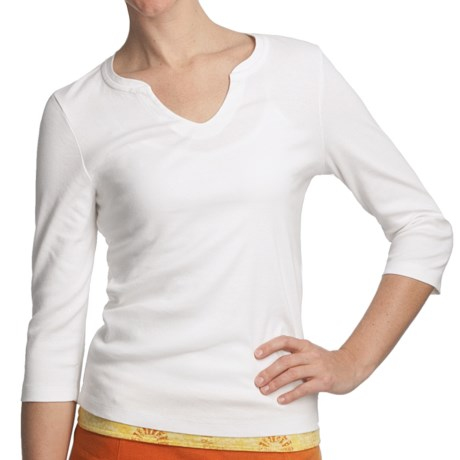 Royal Robbins Kickback Shirt - UPF 50+, 3/4 Sleeve (For Women)