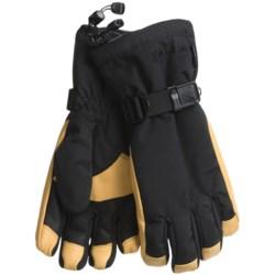 Grandoe Hybrid Gloves - Waterproof, Insulated (For Men)