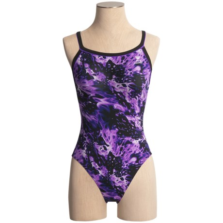 TYR Universe Competition Swimsuit - Diamond Back (For Women)