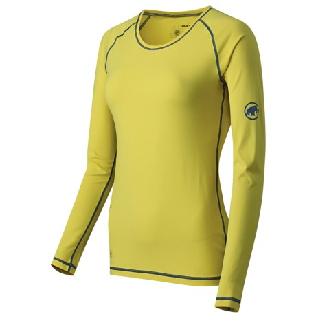 Mammut Salome Shirt - UPF 40+, Long Sleeve (For Women)