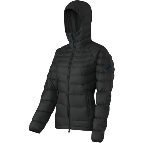 Mammut Miva Hooded Down Jacket - 750 Fill Power (For Women)